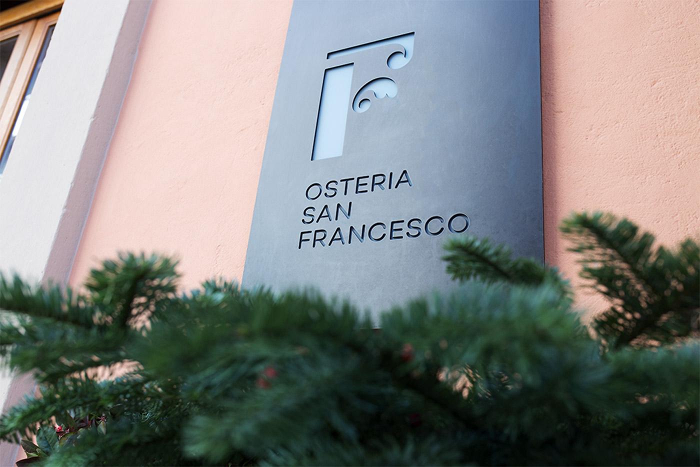osteria san francesco brand ego55