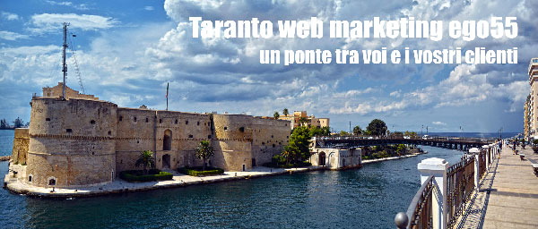 taranto web marketing ego55