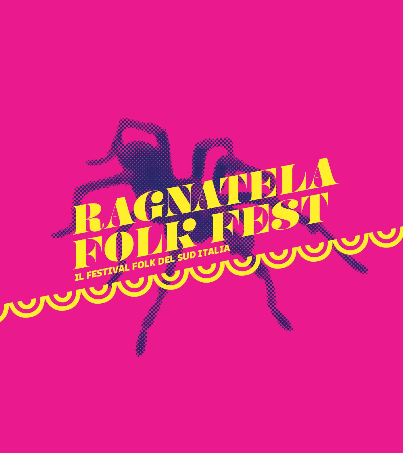 ragnatela folk fest 2018 grafica