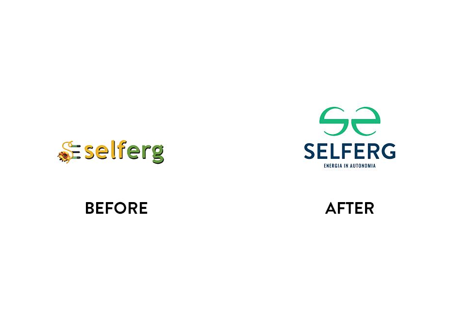 selferg rebranding