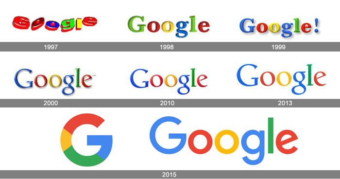 Google restyling