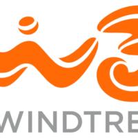 Nuovo logo wind tre